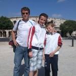 Pas de doute, ils sont à Nîmes